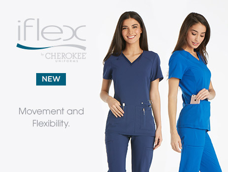 770cd58a214 Cherokee Workwear Professionals. Dickies Dynamix. Cherokee Medical Uniforms.  Cherokee Infinity. iFlex. iFlex
